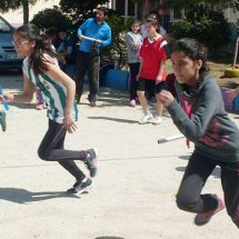 Ermenek'te Atletizm Festivali Sona Erdi