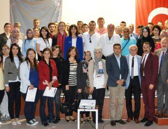 IAAF Çocuk Atletizmi Ermenek'te Büyük İlgi Gördü